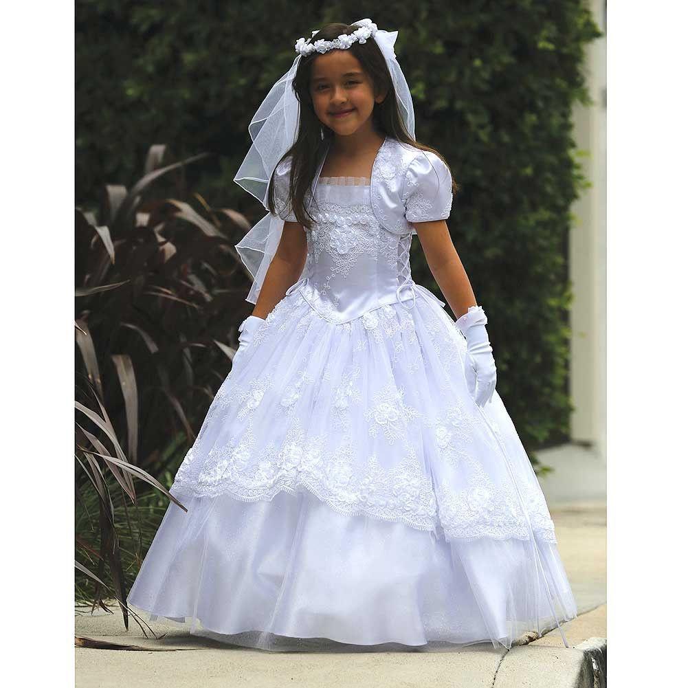 Image result for holy communion dresses