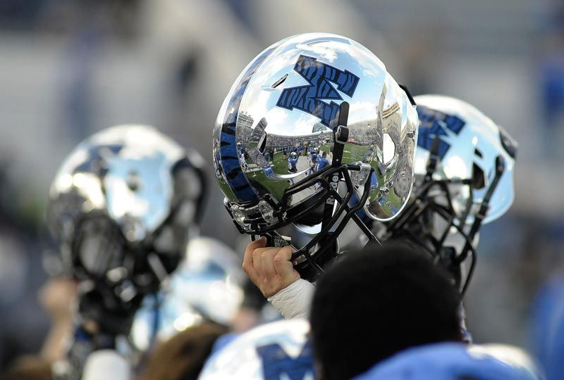 Memphis looks for 13 against 13 Ole Miss College