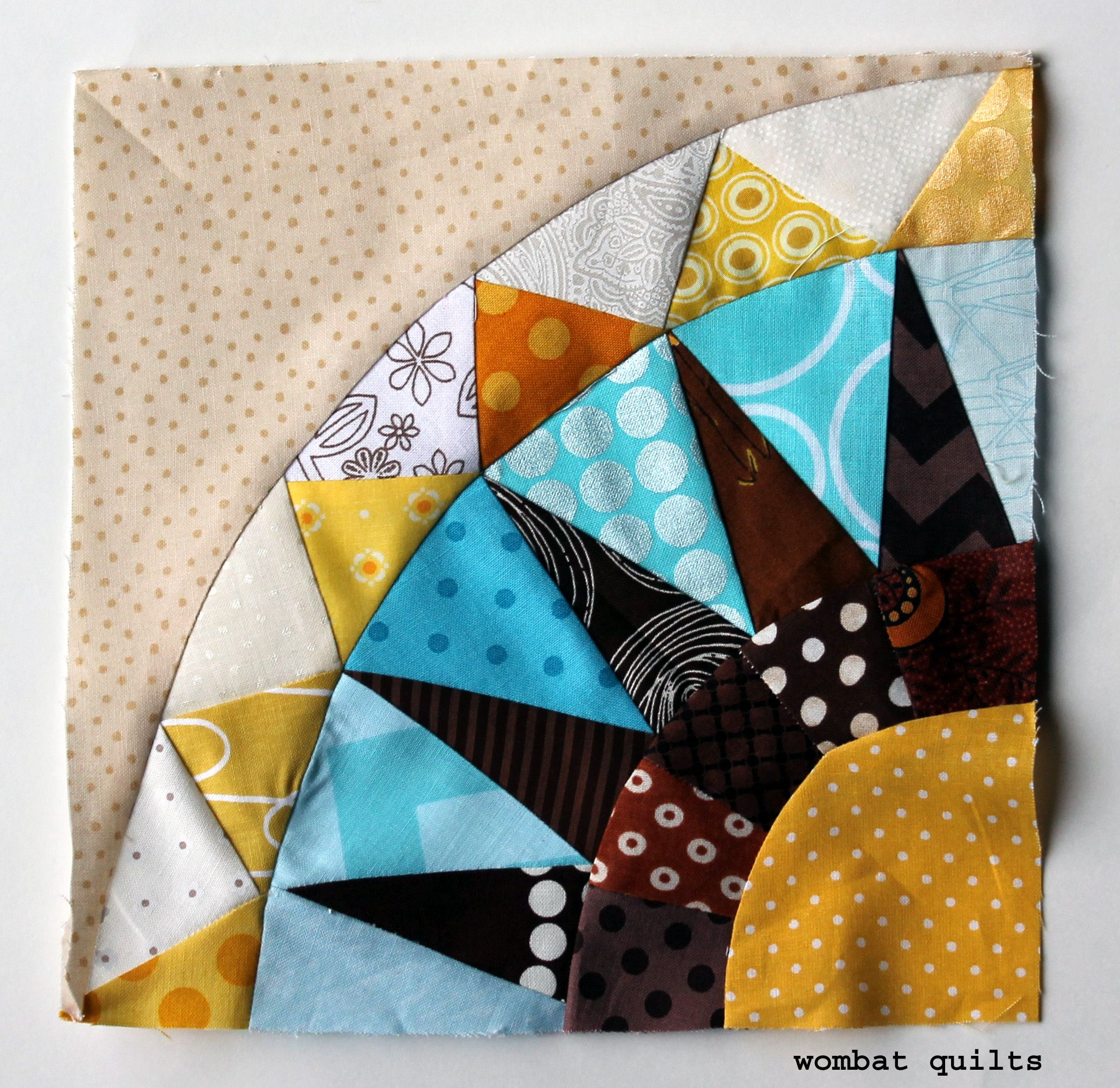 New York Beauty block   WOMBAT QUILTS   NYB   Pinterest   Wombat ... : new york beauty quilt block pattern - Adamdwight.com