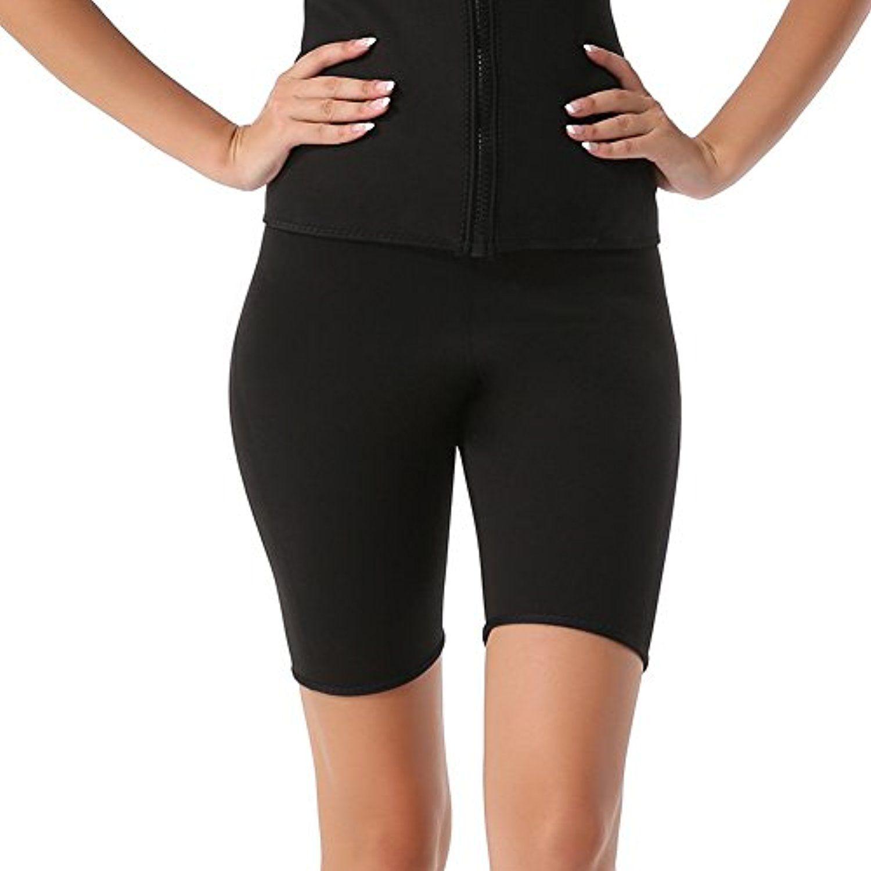 deb564badf Hot Weight Loss Gym Shapers Slimming Yoga Sports Shorts