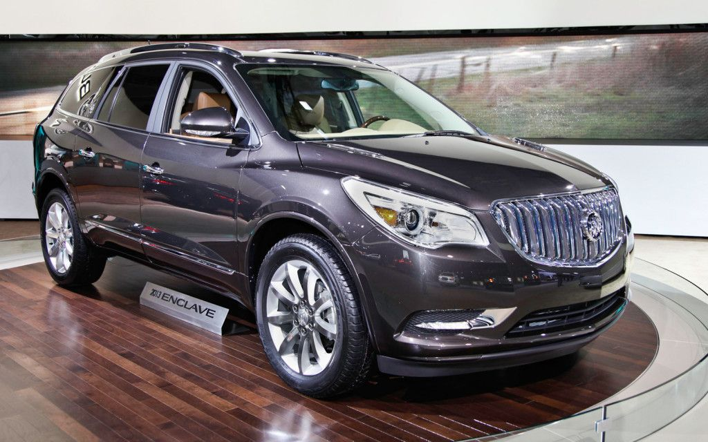 2015 Buick Enclave Redesign Buick Enclave Buick New Cars