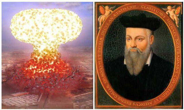 Vorhersagen Nostradamus 3 Weltkrieg