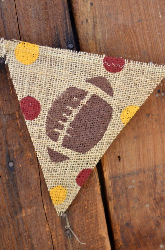 GO NOLES Burlap Banner for Florida State University