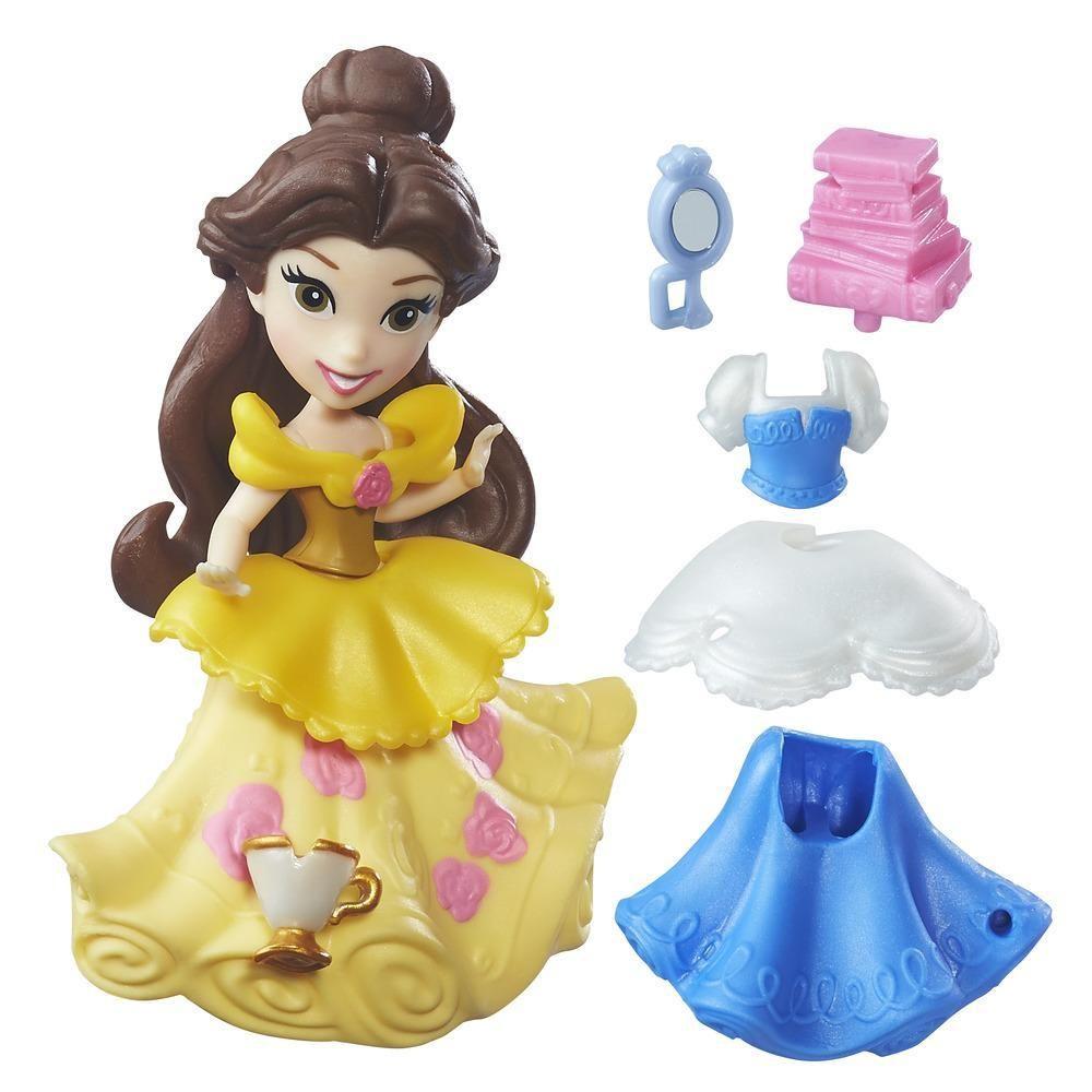 New Disney Princess Little Kingdom Snap-Ins Jasmine/'s Slumber Party