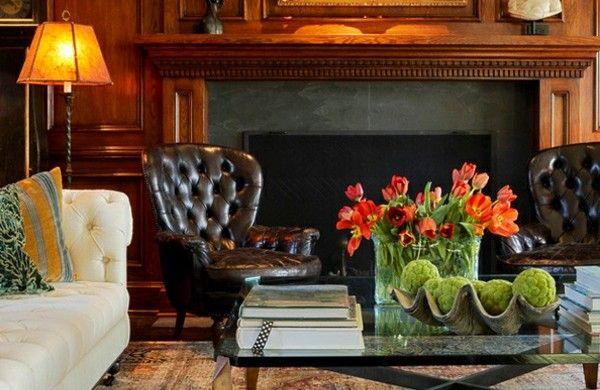 Wohnideen im englischen Stil - 10 Beispiele   Design   Pinterest ...