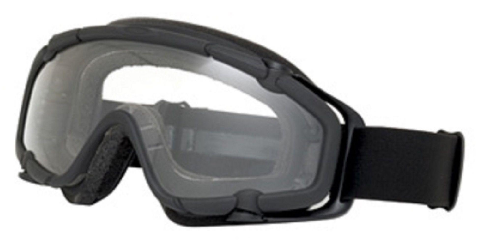 5a49c7b35a Oakley SI Ballistic Brille Schwarz