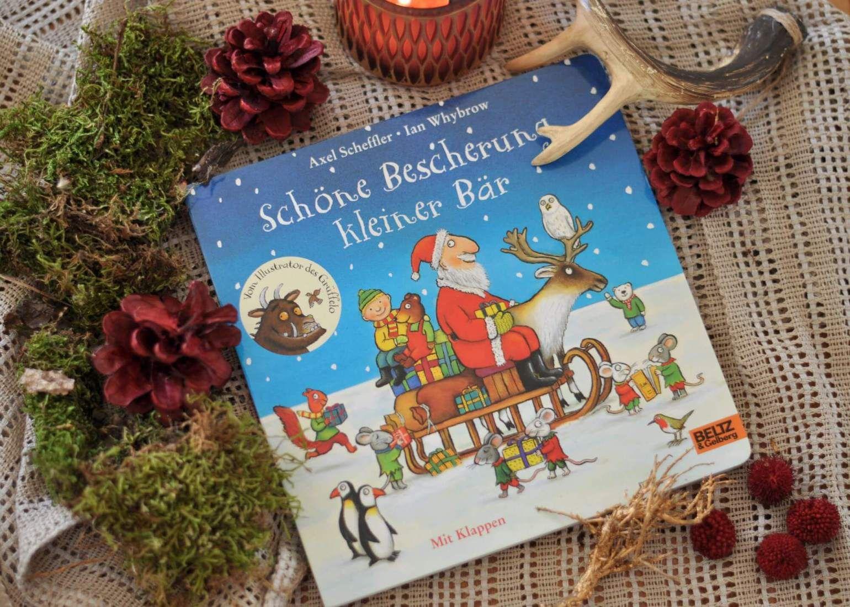 Kinderbuch Weihnachten.Klassisch Bis Modern Weihnachtliche Bucher Fur Kinder Von 2