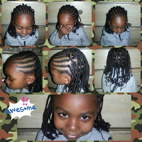 4 Year Old Little Boy Braids Shared By Fancheon Blackhair Cc 1pe0i8z