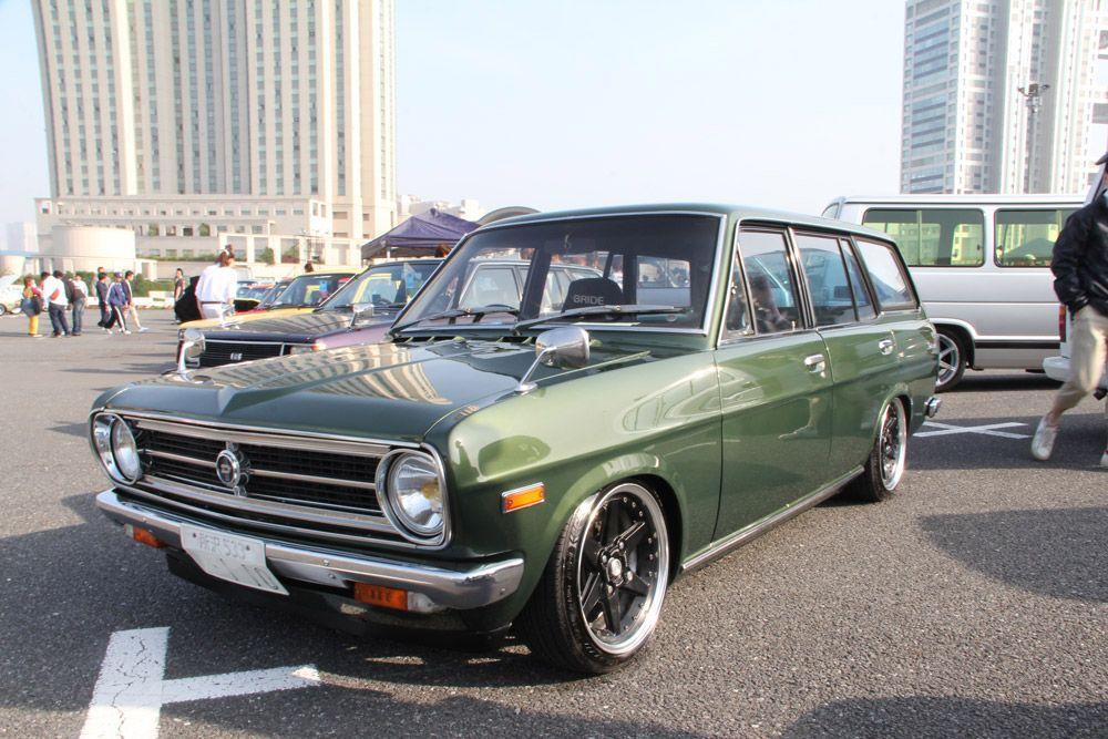 NissanSunnyB110wagon