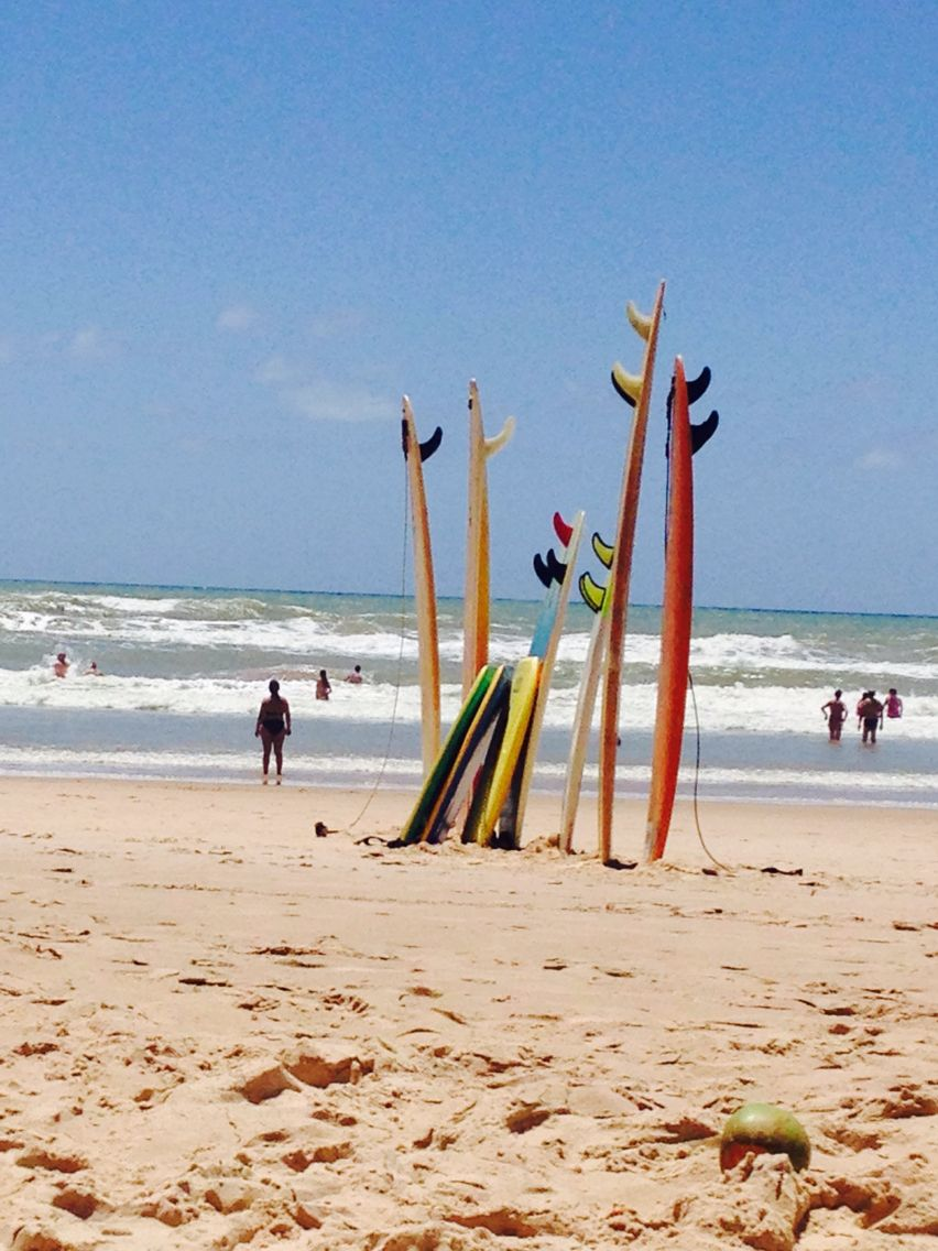 Praia na Bahia- Sauipe