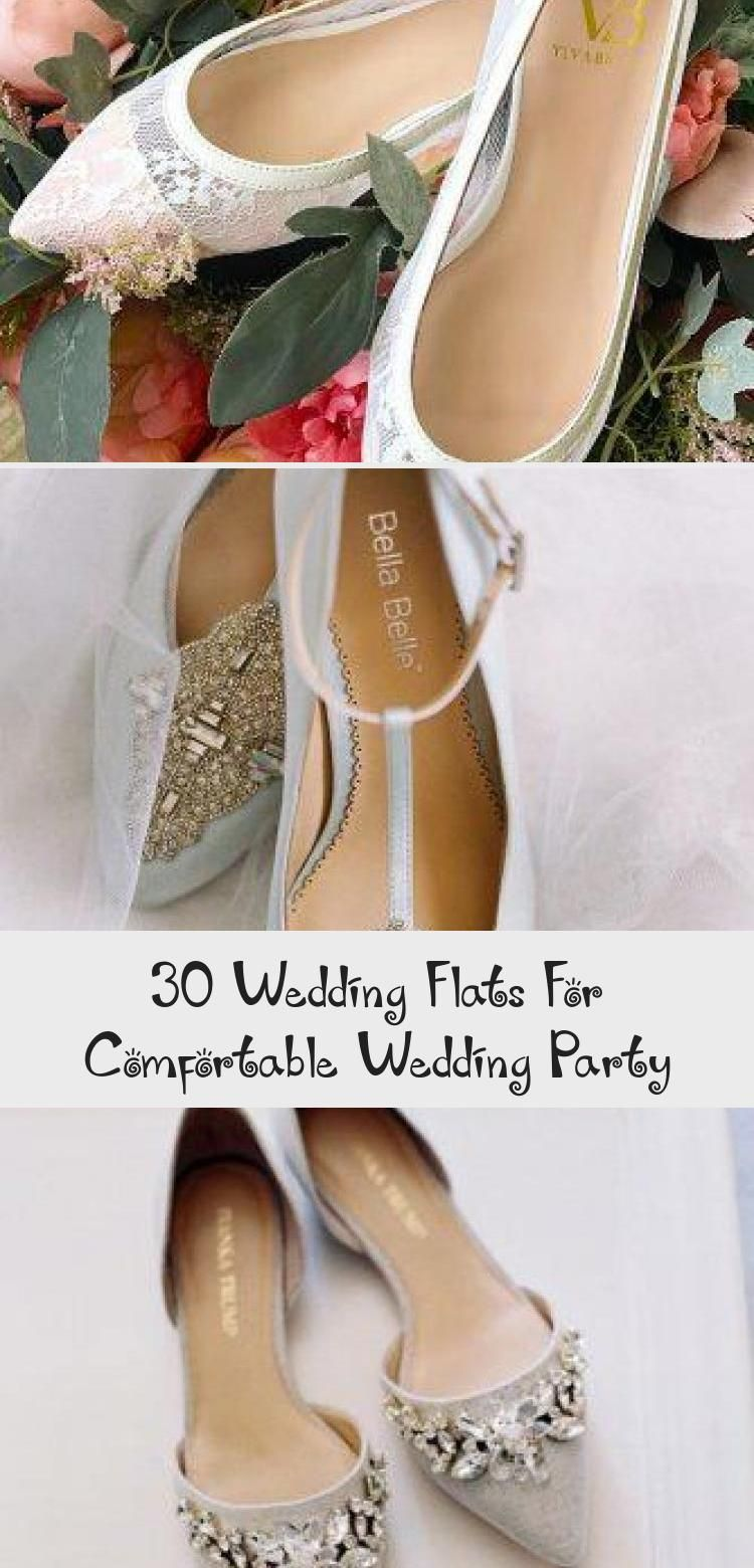 30 Wedding Flats For Comfortable Wedding Party Shoes Wedding Flats Lace Wedding Flats White Wedding Shoes