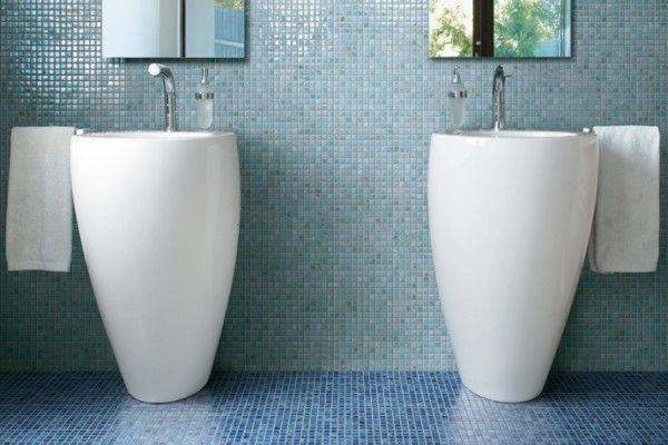 Rivestimento bagno piccolo wow bathrooms