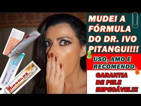 Alterei A Formula Do Dr Ivo Pitangui Hipoglos Bepantol