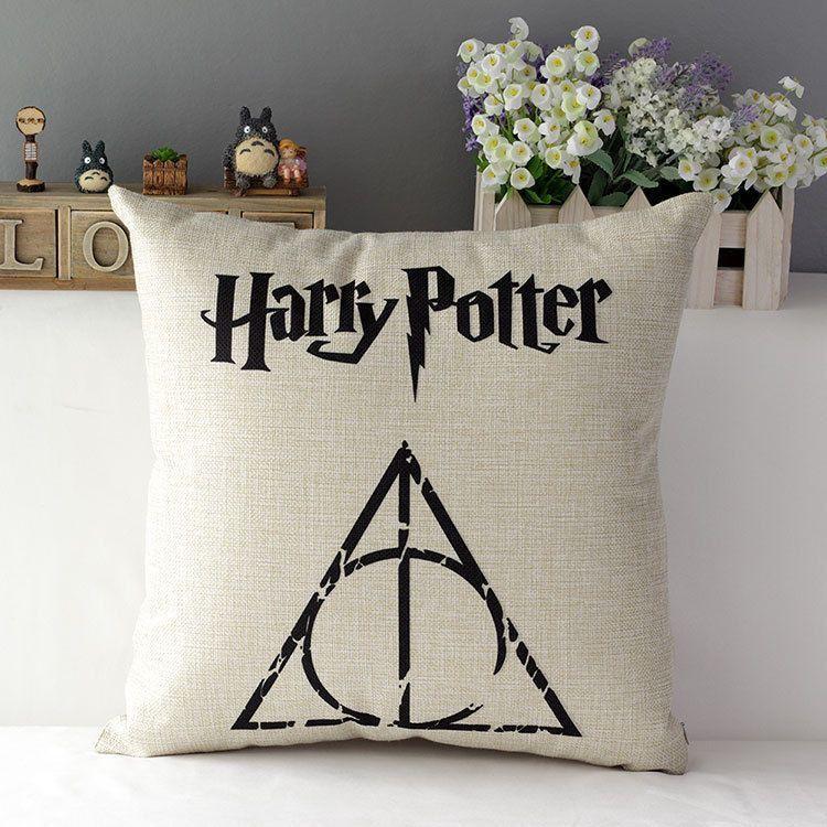 Harry Potter Throw Pillow