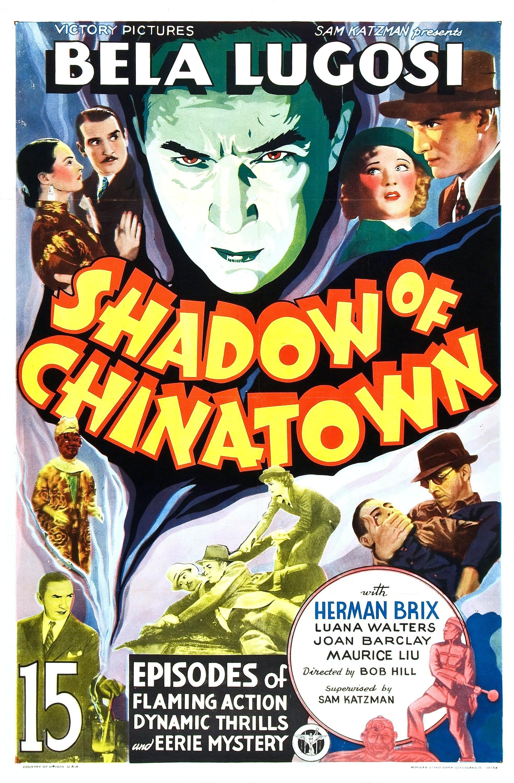 Shadow of Chinatown (1936, USA)