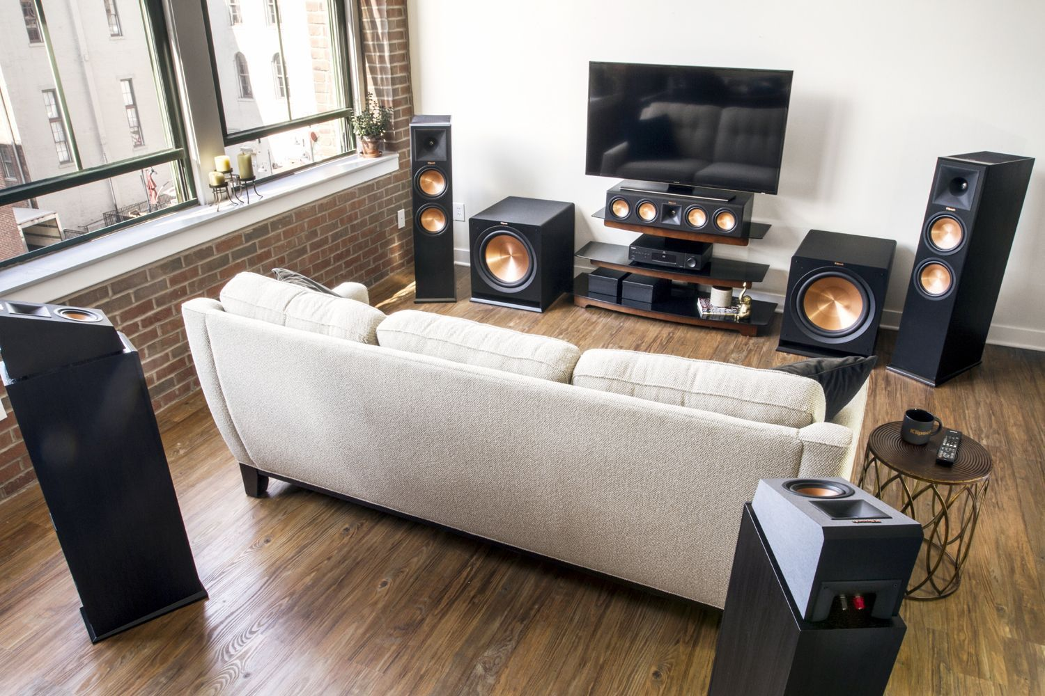 The 6 Best Surround Sound Speakers Of 2020 Living Room Speakers Home Theater Rooms Klipsch Home Theater #sound #system #living #room