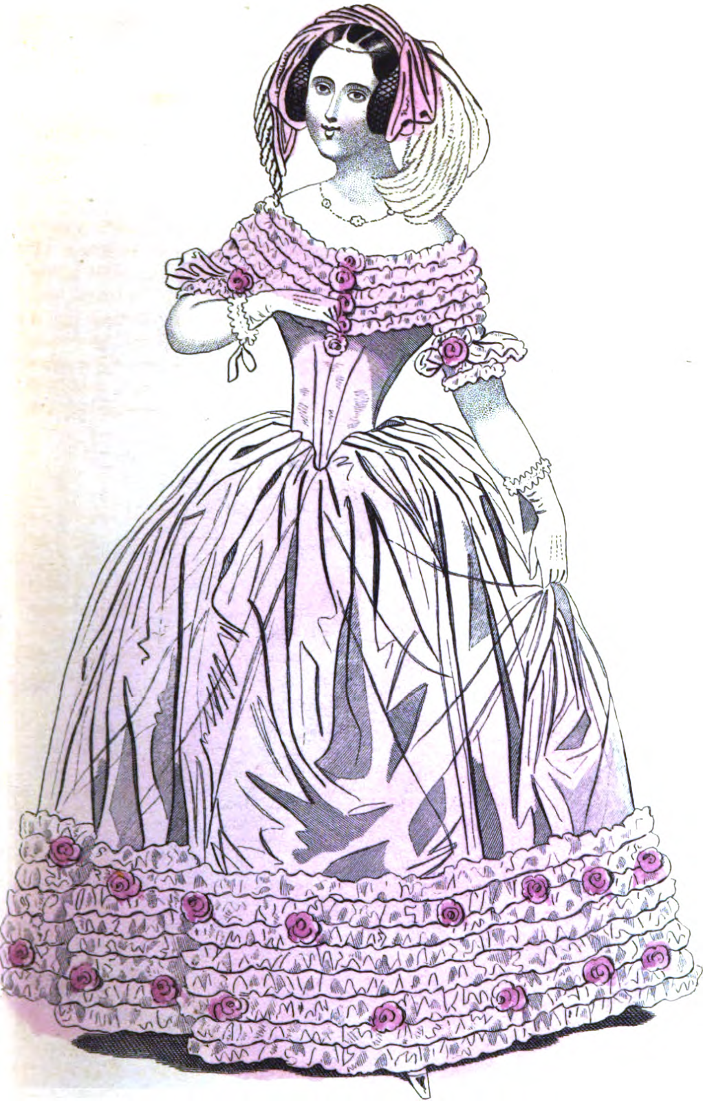 19th century fashion women 5