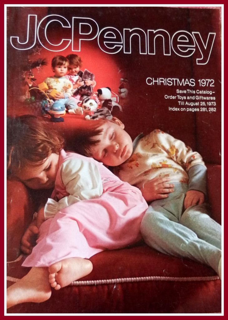 1970's Christmas Catalog. I waited all year for these to come in the mail!
