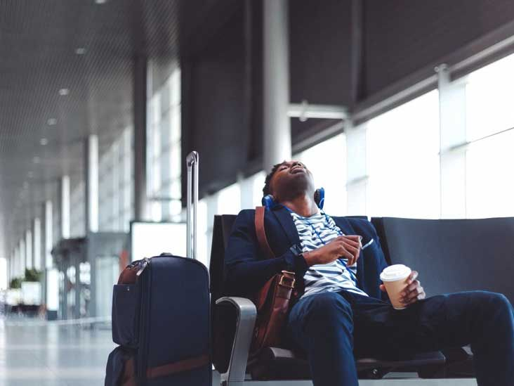 Ever feel off after a long flight? That's jet lag. Find out the causes, treatments, and some tips for prevention.
