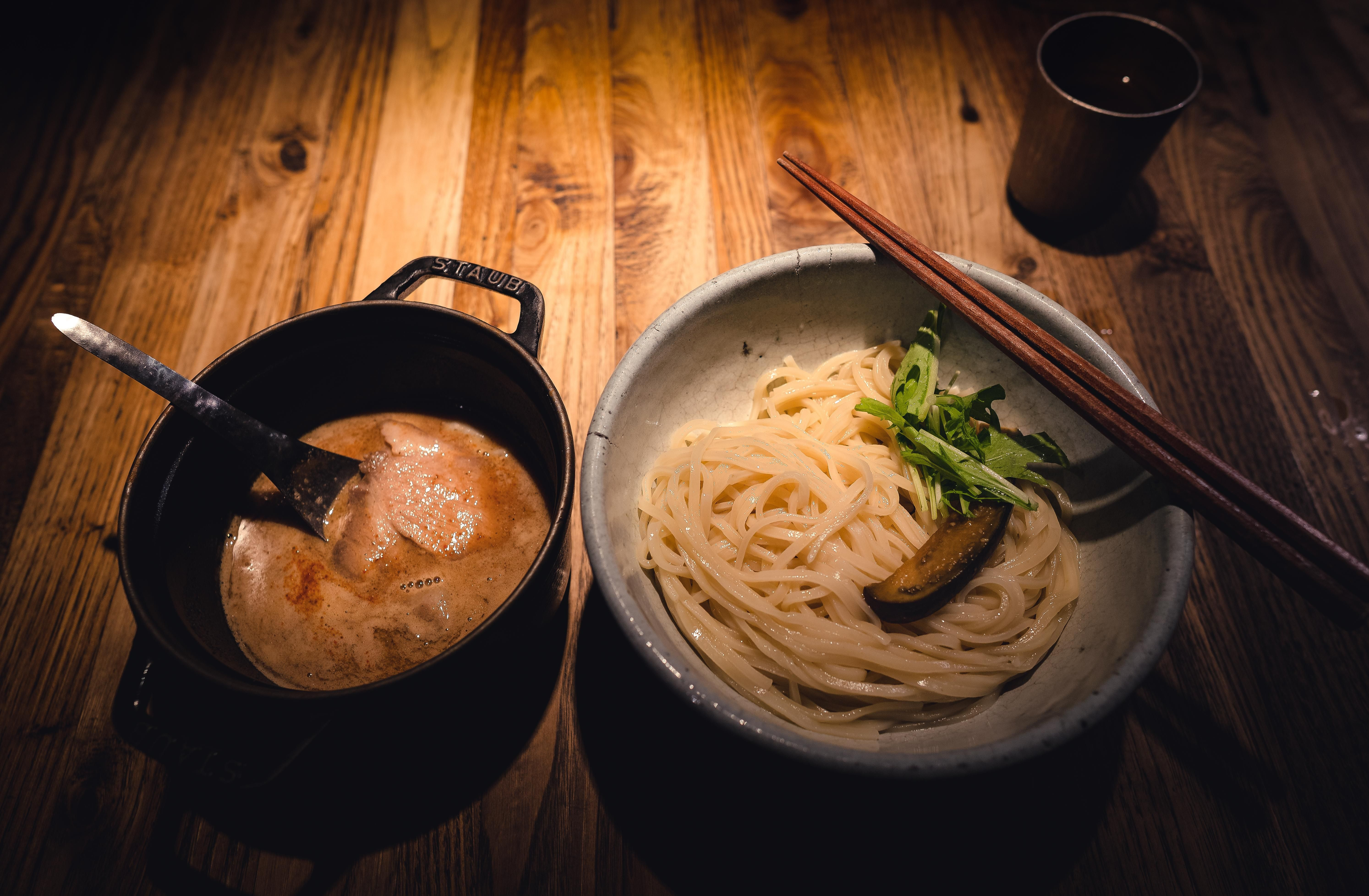 Pin On Japanese Food Ramen Tsukemen Ramen