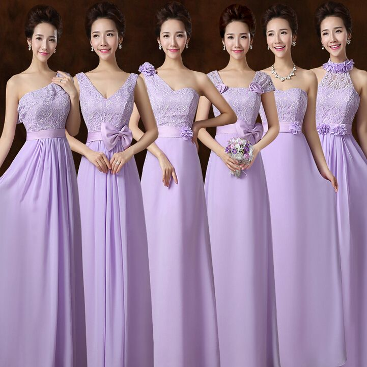 modest-formal-lace-a-line-sweetheart-bridesmaid-dresses-different ...