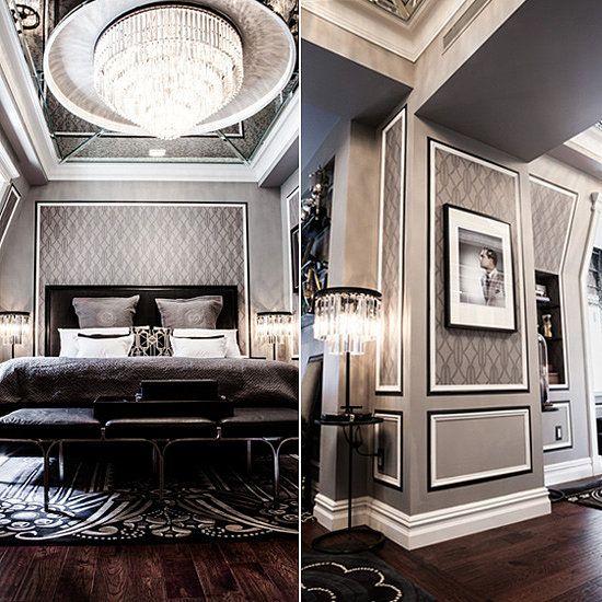 Art Deco Bedroom, Art Deco