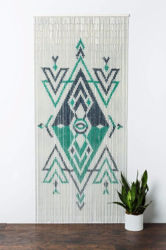 Even More Must Have Pieces For Your Bohemian Home Bamboo Beaded
