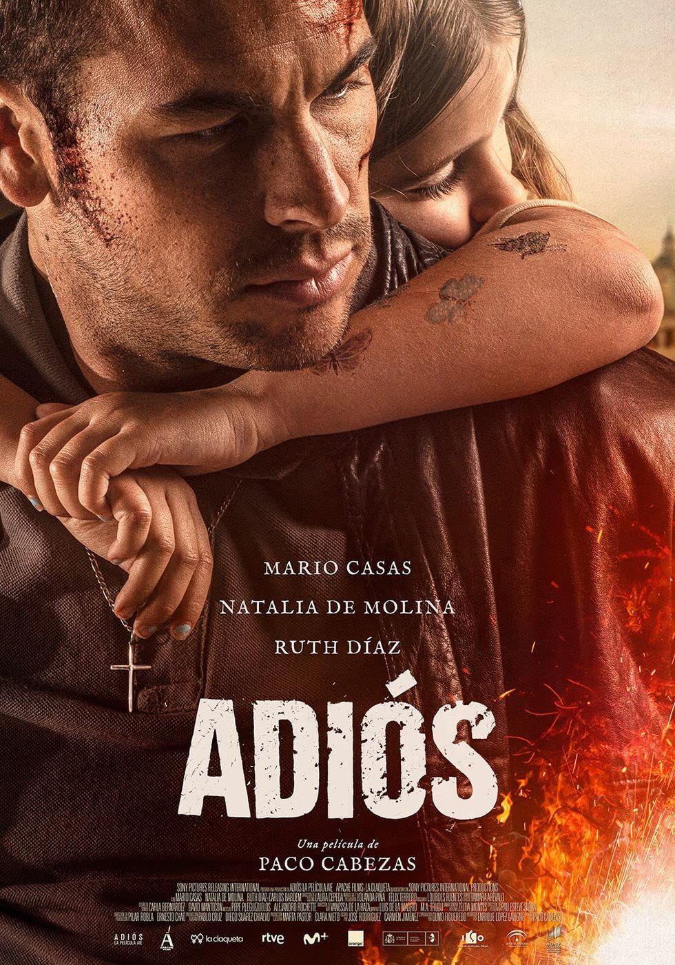 Adiós 2019 Spanish Movies Movie Releases Thriller Video