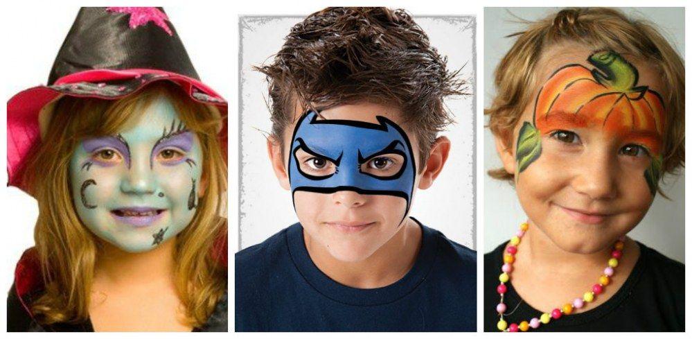 Ecco come truccare un bambino per Halloween: idee, foto e ...