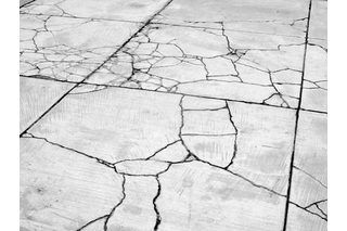 How To Repair Hairline Cracks In A Ceramic Floor Tile With Images
