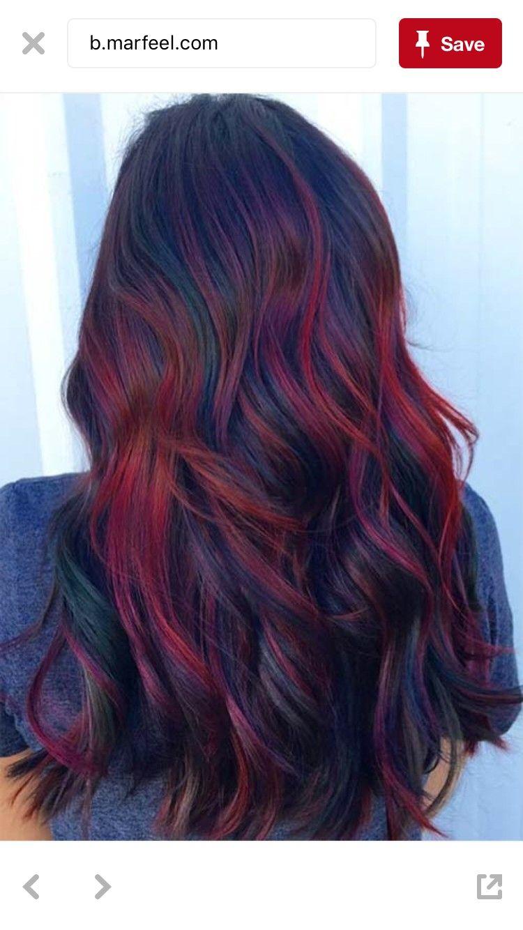 Einzigartige rote Haarfarbe Bilder Fotos - Neue Haare Modelle
