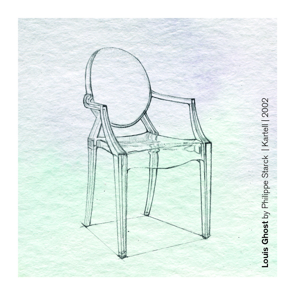 20 Jahre Designklassiker: Louis Ghost von Kartell   online kaufen im ...