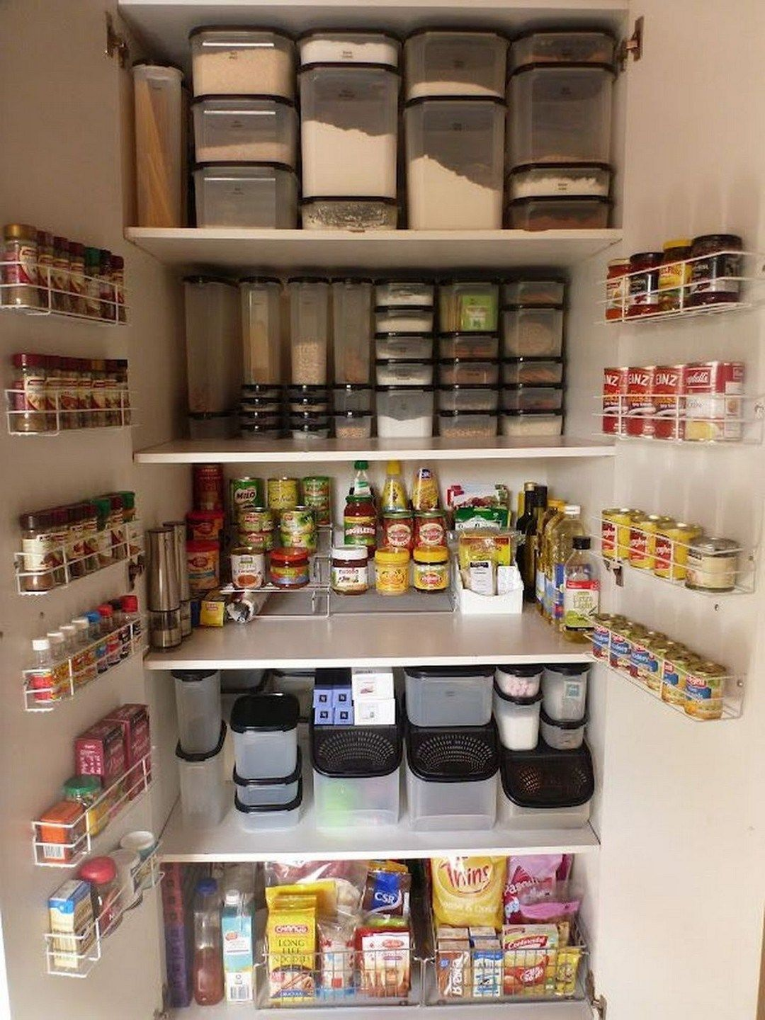 smart diy kitchen storage ideas (with images) | diy kitchen
