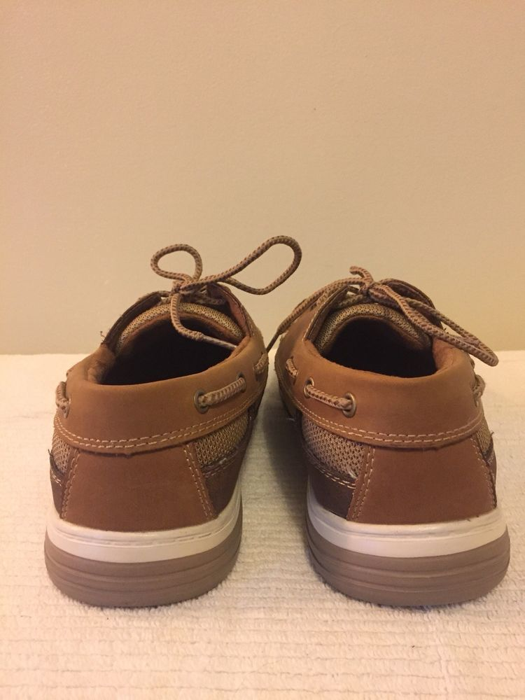 Croft and Barrow Waltz Mens Ortholite Boat Shoe  fashion  clothing  shoes   accessories  mensshoes  casualshoes (ebay link) 6737562d086