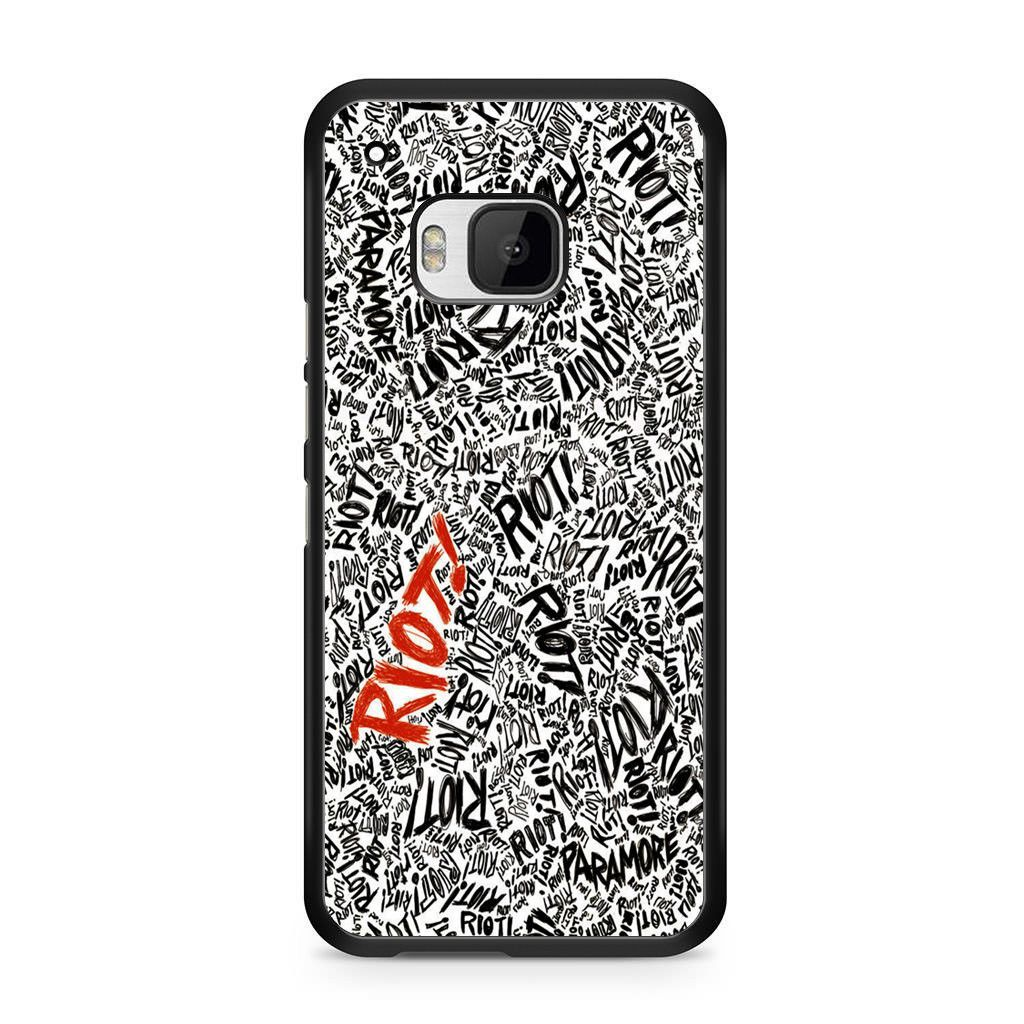 Paramore Riot HTC One M9 Case