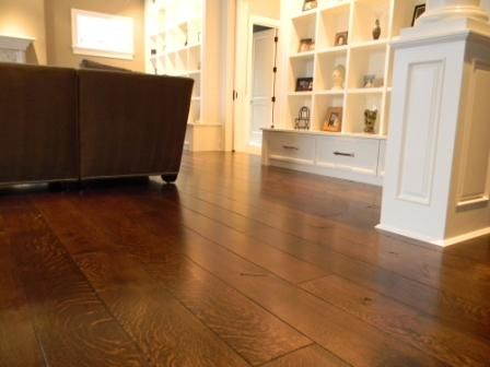 Quarter Sawn White Oak Flooring Balsam Wide Plank A Little Bit