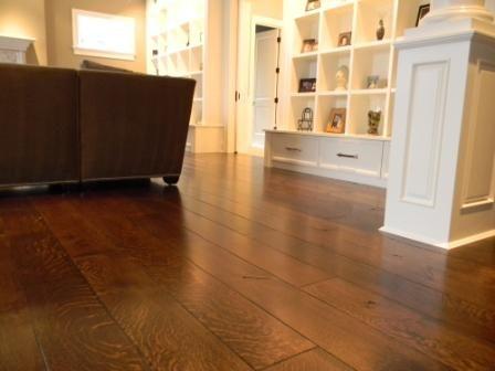 Quarter Sawn White Oak Flooring Balsam Wide Plank A Little Bit