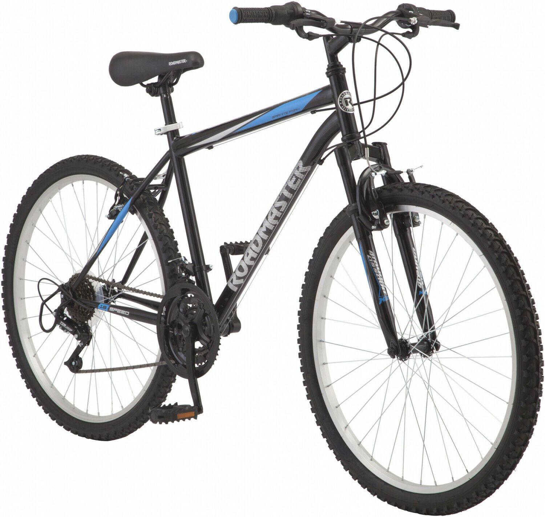 Scott Reflex 60 Mans Aluminum Mountain Bike Front Suspension Small