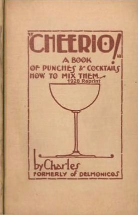 A Collection of Great Vintage Cocktail Books | Halloween