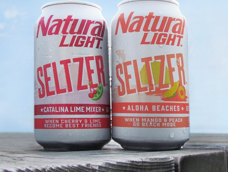 Bud Light Seltzer To Lead Ab Inbev S Charge In The Category Ab Inbev Hard Seltzer Bud Light