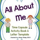 What a fun way to start your new school year, and what a fabulous reflective activity for the end of the year!$