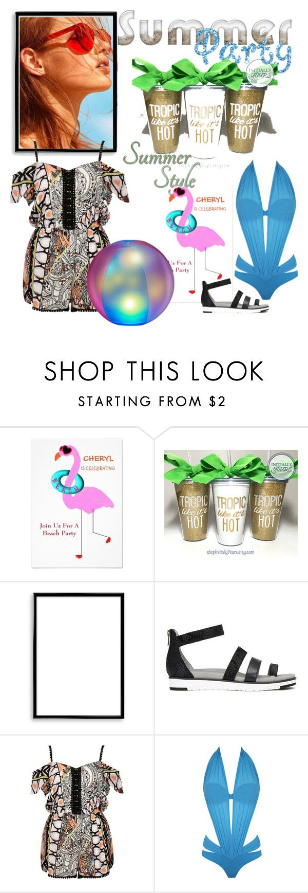"""""""Untitled #383"""" by heavenlystar ❤ liked on Polyvore featuring Bomedo, River Island and Agent Provocateur"""