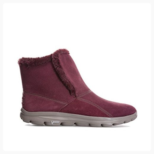Go Walk Move Dazzling Boots US11 Red