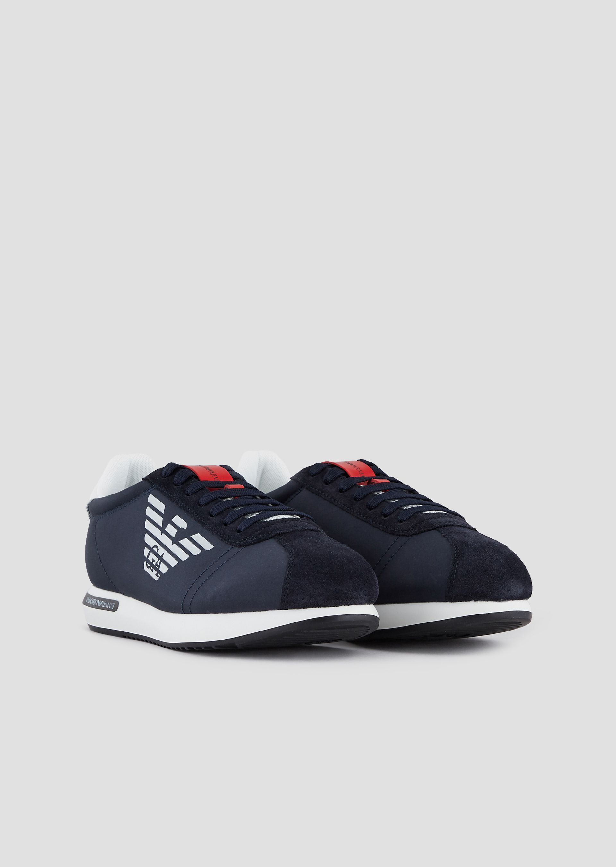 7216d655f EMPORIO ARMANI SNEAKERS - ITEM 11678706. #emporioarmani #shoes ...