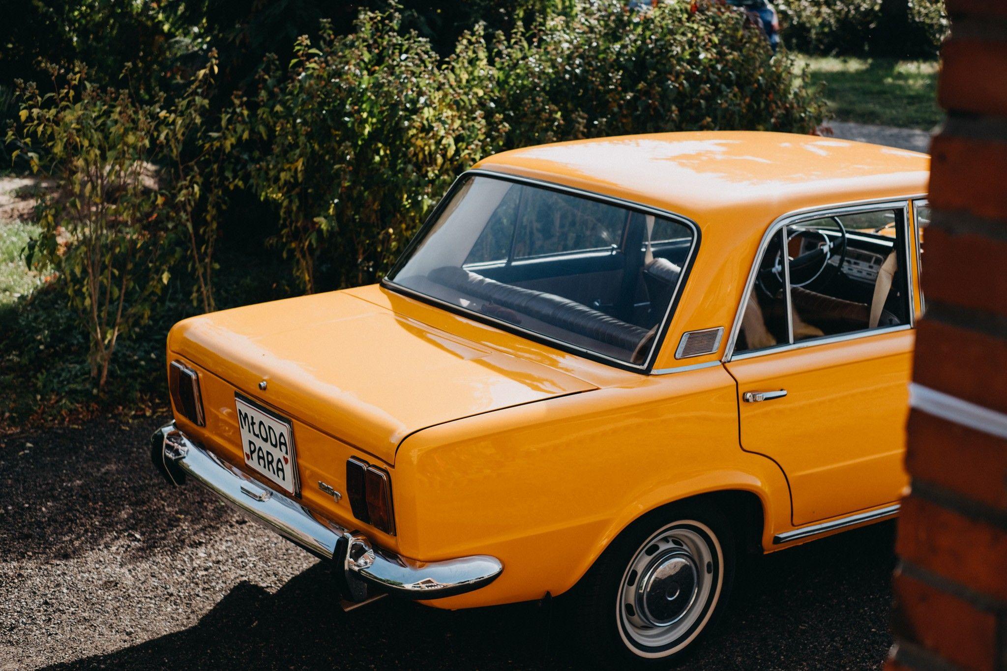 Zolty Fiat 125p Dengan Gambar