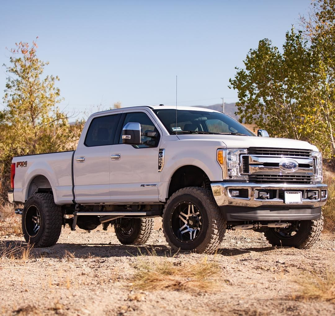 Bds expands its lineup of suspension lift kit offerings for the redesigned 2017 ford f250 and f350 super duty 4wd trucks with new 4 radius arm lif