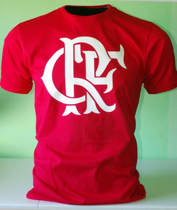 Flamengo Brasil Futbol Futebol Soccer T Shirt Camisa Clube de ... 77905958e0271