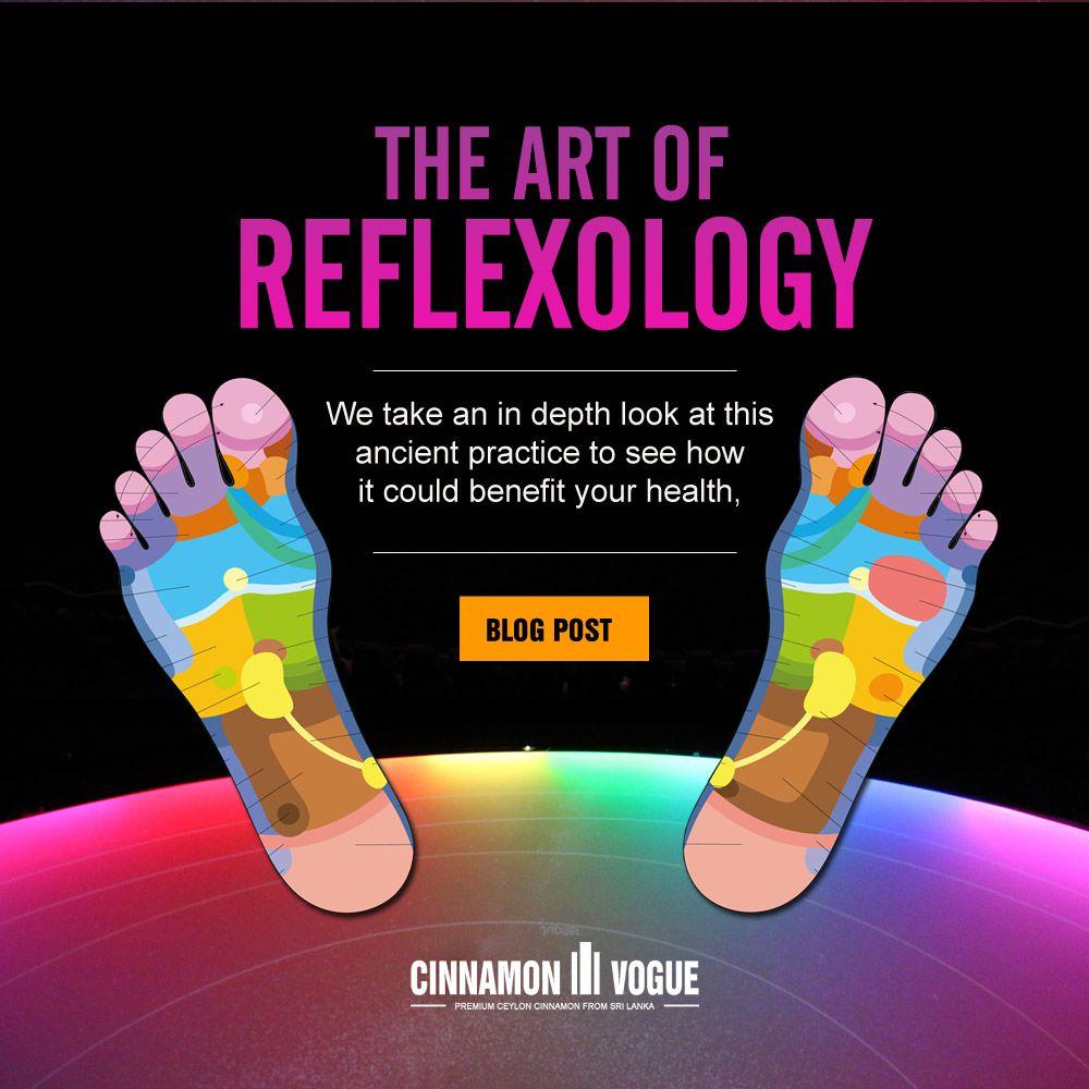 The Art of Reflexology | Reflexology, Foot reflexology ...