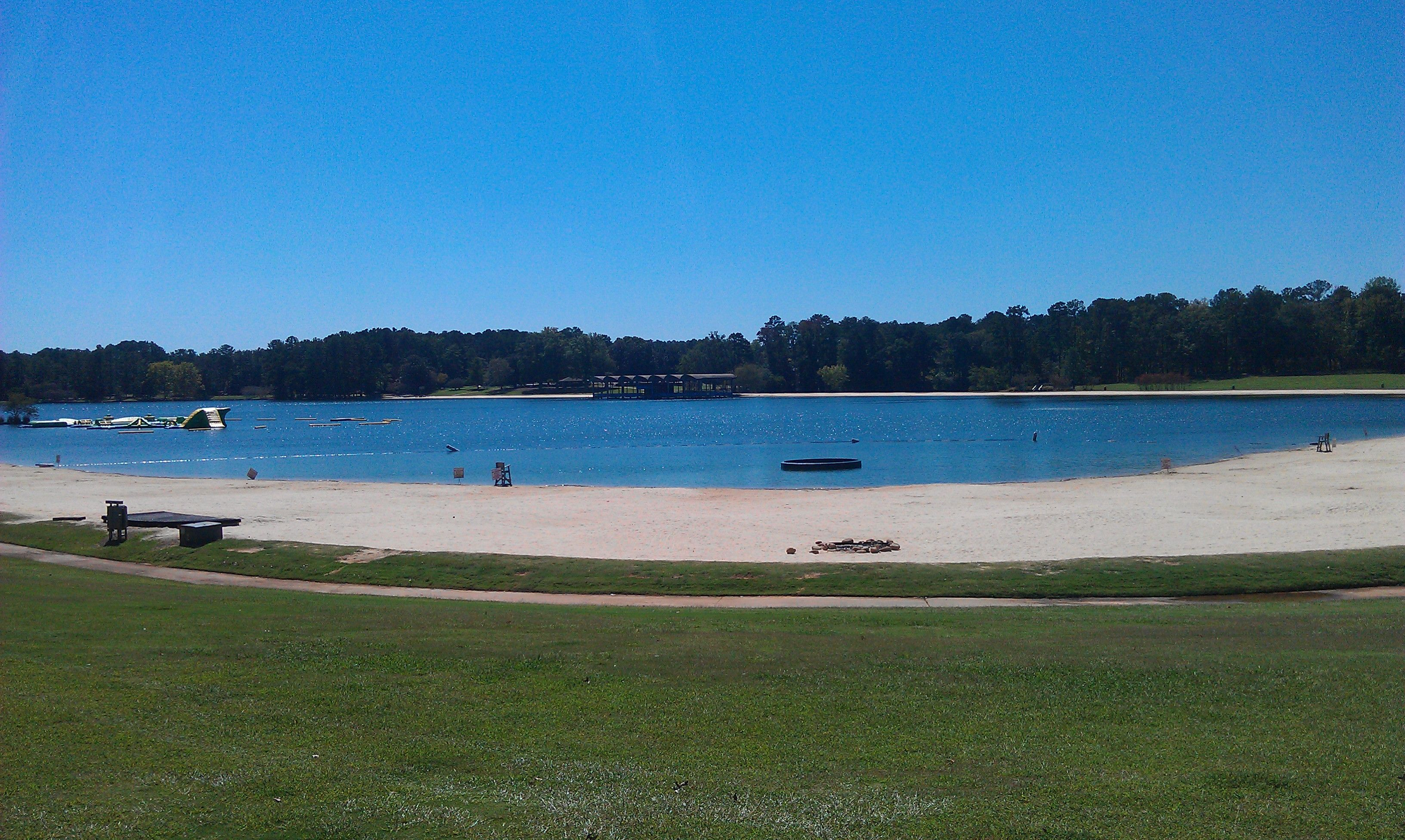 Robin Lake Beach Callaway Gardens Pine Mountain Ga