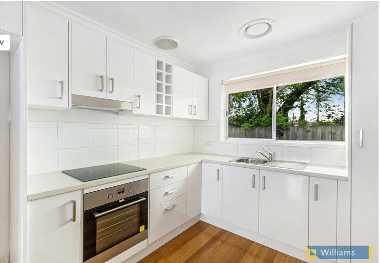 http://www.williamsre.com.au/  When all you want is a clean, white kitchen, to then add your own personality to.  Railway Place, Williamstown